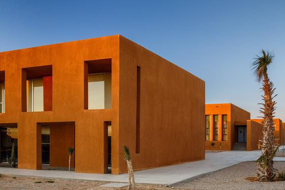 Laayoune Technology School de Saad El Kabbaj + Driss Kettani + Mohamed Amine Siana | Écoles