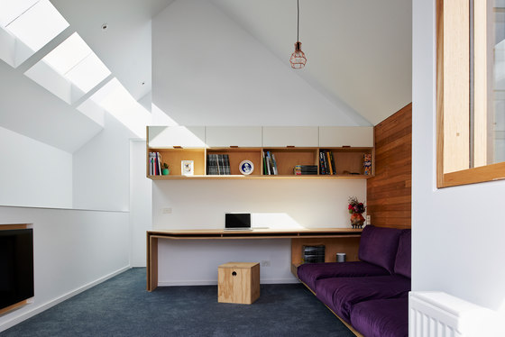 High House by Dan Gayfer Design | Detached houses