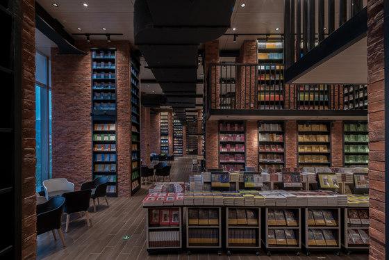 Chengdu Zhongshuge de Li Xiang | Intérieurs de magasin