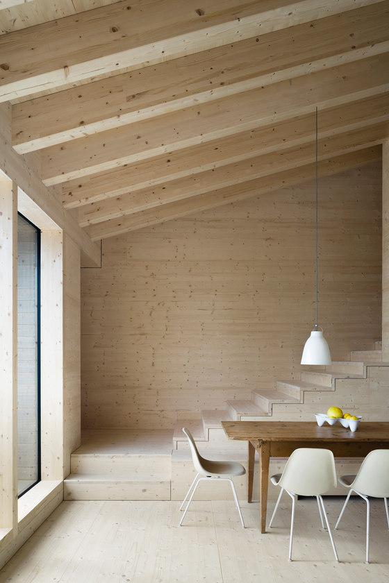 haus p von yonder architektur und design einfamilienh user. Black Bedroom Furniture Sets. Home Design Ideas