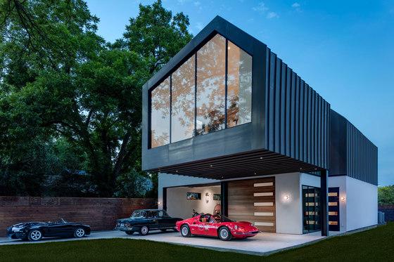 Autohaus by Matt Fajkus Architecture | Detached houses