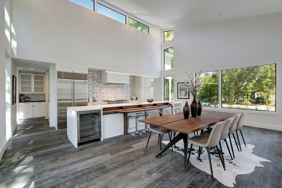 Strass Residence by Matt Fajkus Architecture | Detached houses