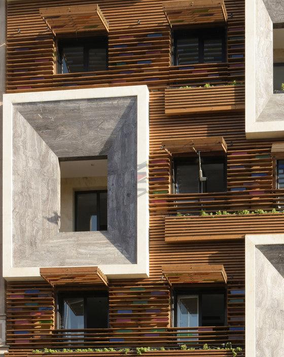 Orsi Khaneh by Keivani Architects | Semi-detached houses