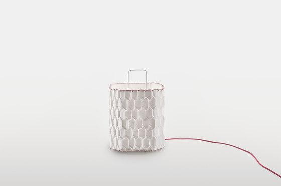 Pliée lamps de Chiara Andreatti | Prototipos