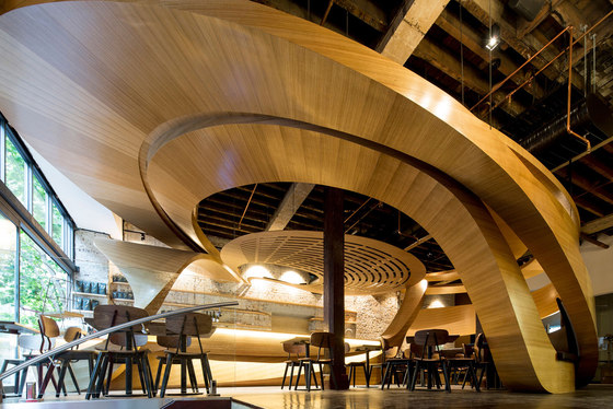 LOT 1 Café, Bar & Restaurant by Enter Projects | Café interiors