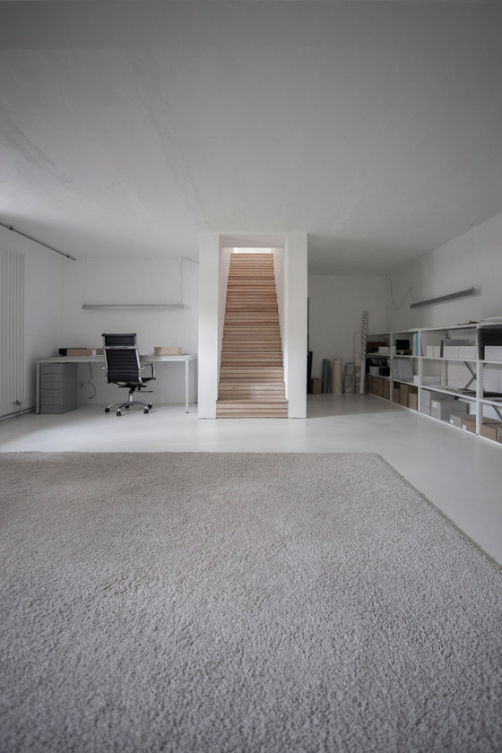 Experiment Stille silence by 22quadrat office facilities