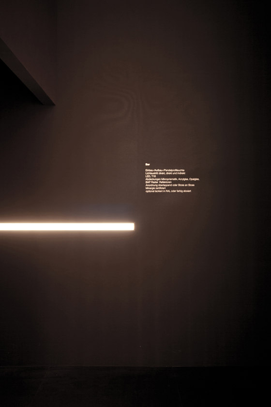 The Poetry of Shadows by 22quadrat | Trade fair stands