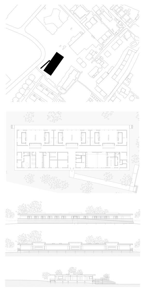 EVE-Monthoux de Christian Dupraz Architects   Jardins d'enfants/crèches