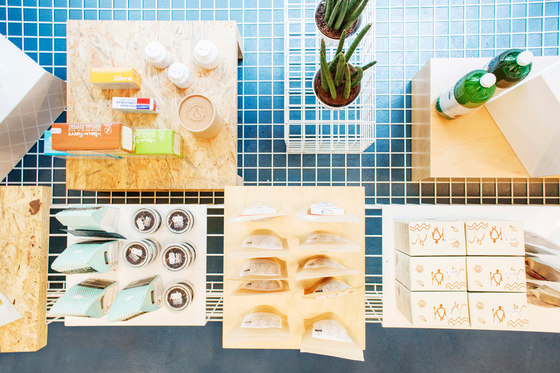 The Living Food by Miriam Barrio | Shop interiors