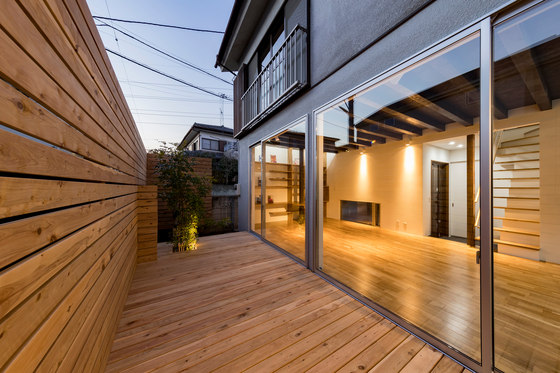 House N by YDS Architects | Detached houses