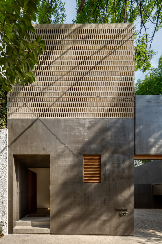Casa Campestre 107 by DCPP arquitectos | Semi-detached houses