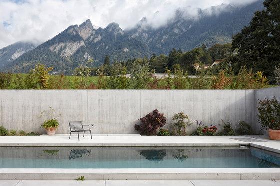House DM Chur by Felix Held  Architekt | Detached houses