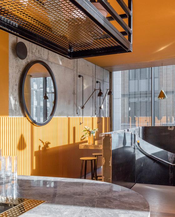 Treves & Hyde by Grzywinski+Pons   Bar interiors
