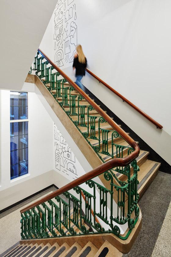 Genarator Amsterdam by DesignAgency | Hotel interiors