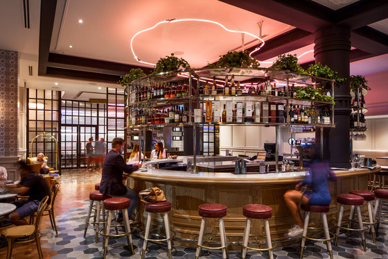 The broadview hotel by designagency hotel interiors