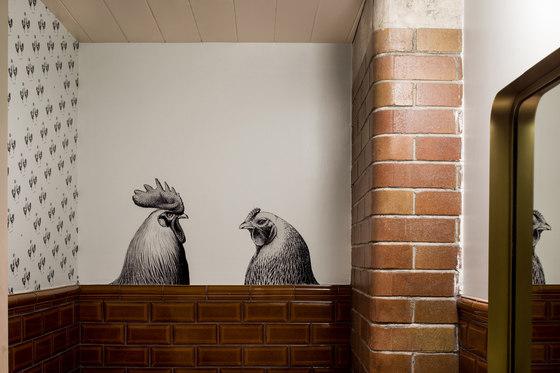 Union Chicken by DesignAgency | Restaurant interiors