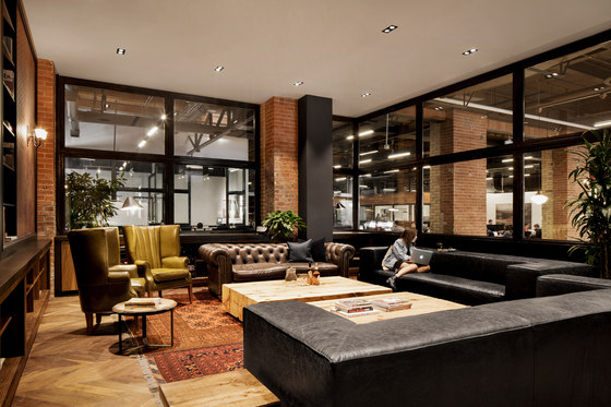 Vice toronto by designagency office facilities for Interior design agency toronto