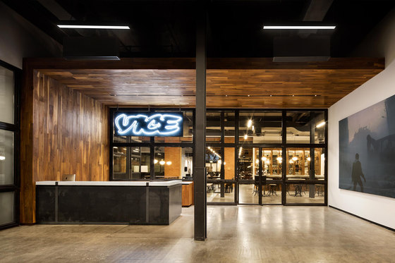 VICE Toronto by DesignAgency | Office facilities