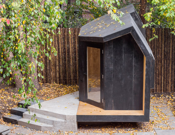 Writing Pavilion by Architensions | Installations