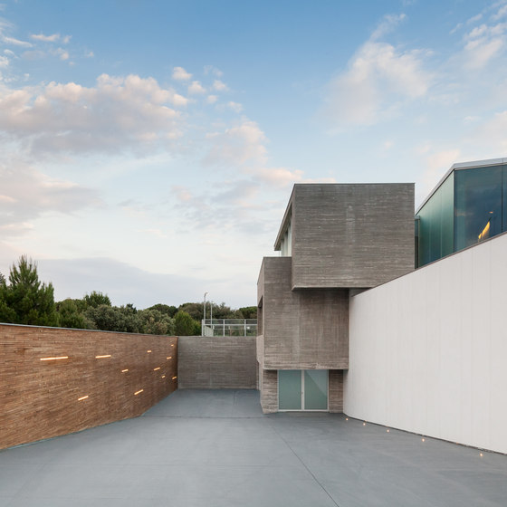 House h by abiboo architecture detached houses - Abiboo arquitectura ...