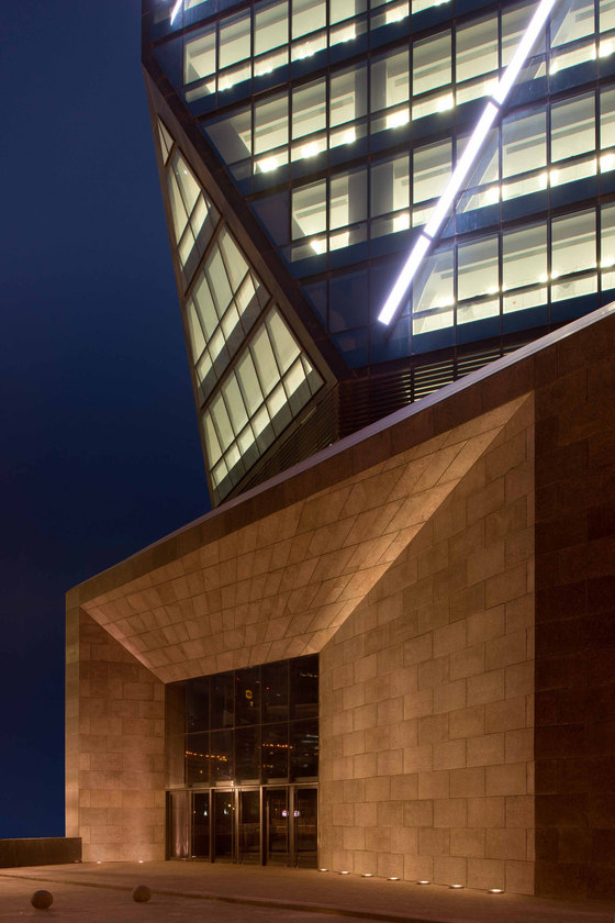 The Agora by Tsao & McKown Architects   Office buildings