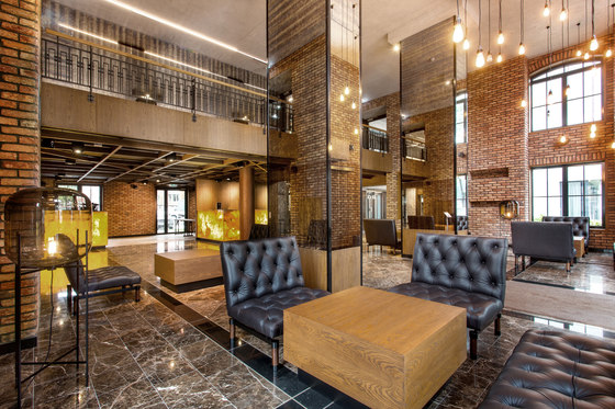 Almond Hotel by Ideograf | Hotel interiors
