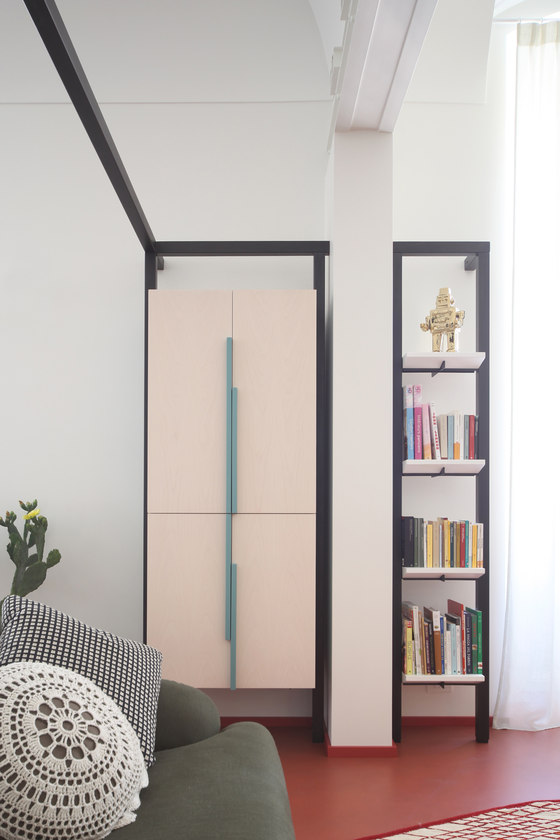 Tour by Marcante-Testa (UdA Architects)   Living space