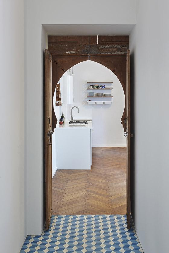 Berliner Altbau by Marc Benjamin Drewes | Living space
