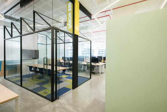 Honestbee Office di Wynk Collaborative | Spazi ufficio