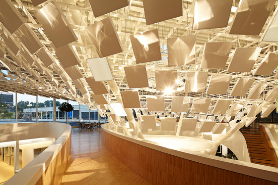 Phillips Lighting Hq By Lava Architects Office Facilities