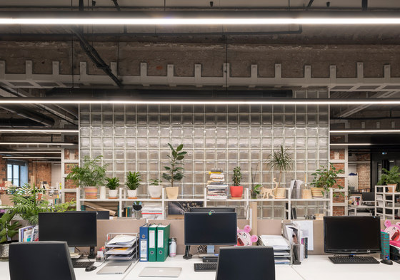 Garage Headquarters by Architectural bureau FORM | Office facilities