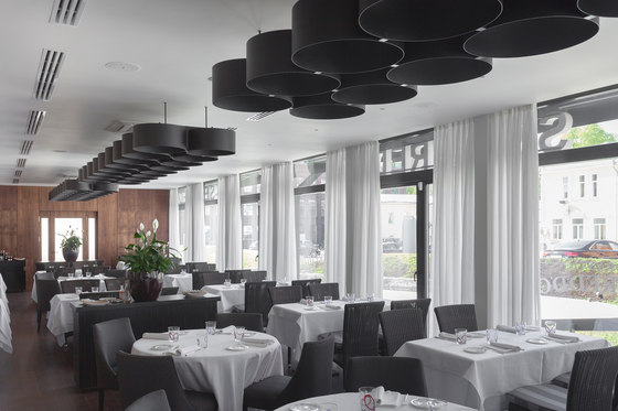 Semifreddo by architectural bureau form restaurant interiors