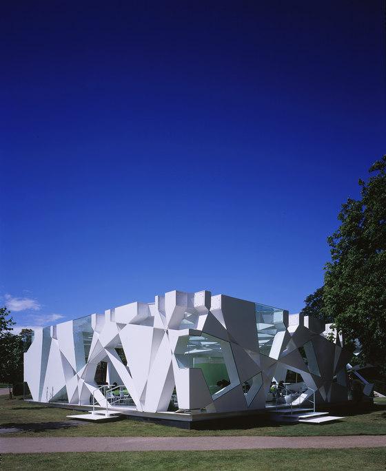 Serpentine Pavilion by Balmond Studio | Installations
