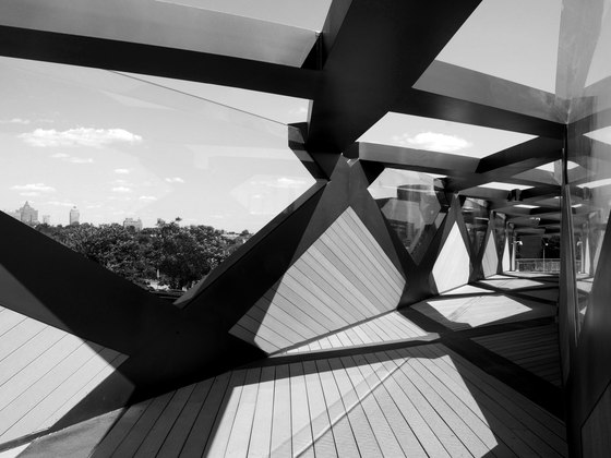 Weave Bridge by Balmond Studio | Bridges