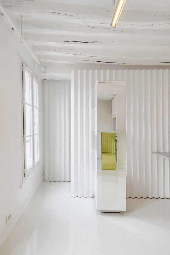 Les Enfants Rouges de Ubalt Architectes d'intérieur | Pièces d'habitation