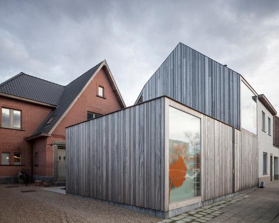 Zuhause beim Zahnartz by Declerck-Daels Architecten | Hospitals
