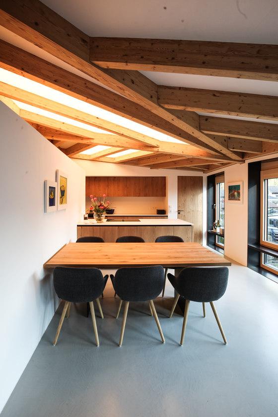 Aufstockung Im Stubaital von Snow. Architecture | Einfamilienhäuser