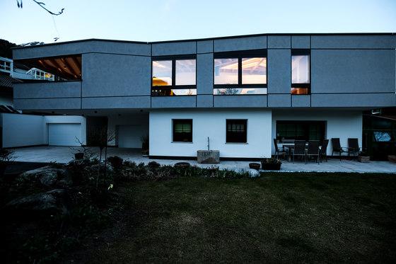 Aufstockung Im Stubaital by Snow. Architecture | Detached houses