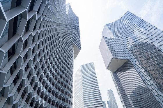 DUO Twin Towers by Buro Ole Scheeren | Office buildings