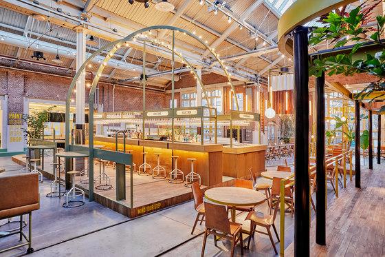 Kanarie Club by Studio Modijefsky | Bar interiors