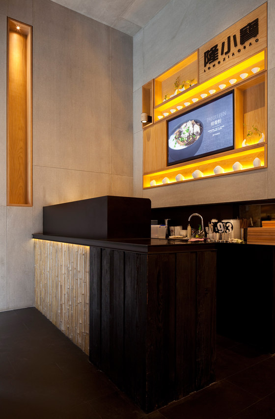 The Noodle Rack by Lukstudio | Bar interiors