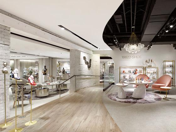 Saks Fifth Avenue Greenwich de FRCH Design Worldwide | Intérieurs de ...