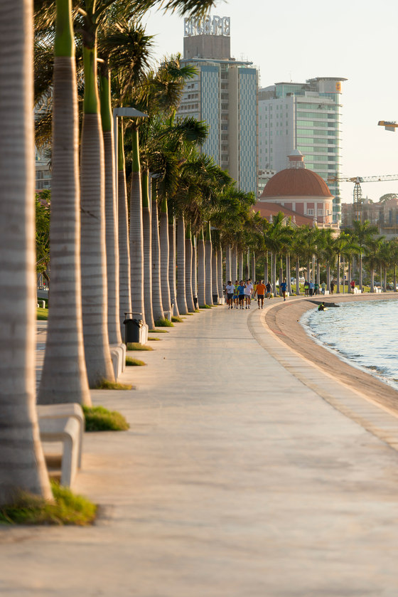 Bay of Luanda by COSTALOPES | Public squares
