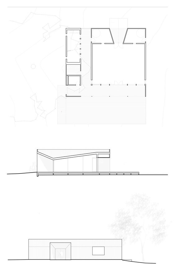 The Dairy by Those Architects | Detached houses