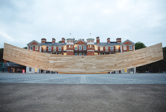 The Smile by Alison Brooks Architects | Installations