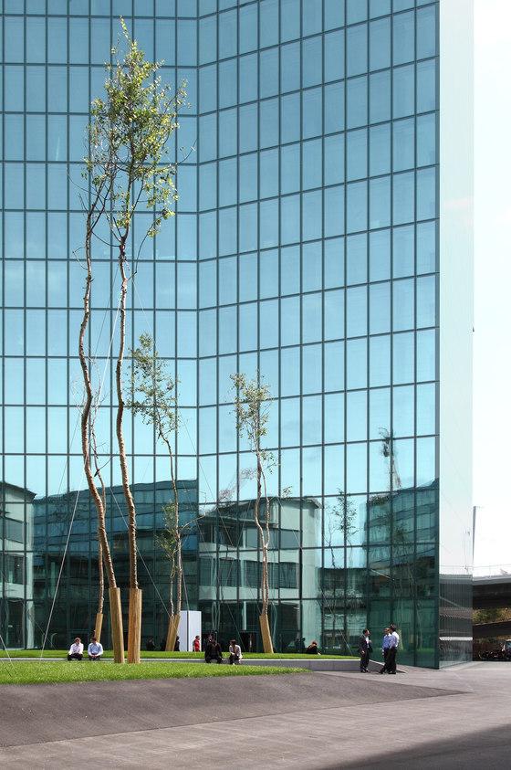 Prime Tower by Studio Vulkan Landschaftsarchitektur | Public squares