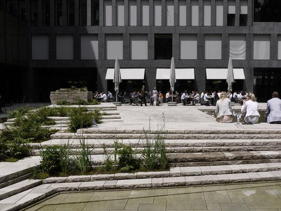 Europaallee 21 by Studio Vulkan Landschaftsarchitektur | Public squares