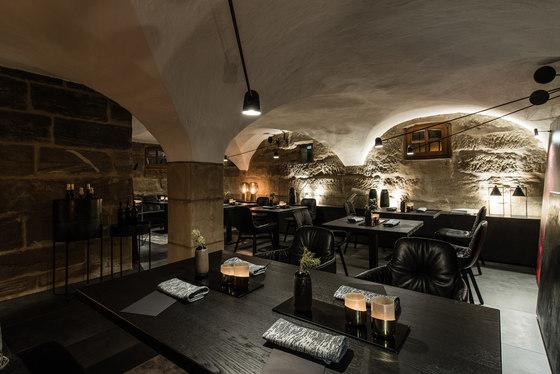 Restaurant Sosein | Heroldsberg von FREIFRAU MANUFAKTUR | Herstellerreferenzen