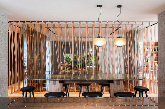 Hotel Sereno by Patricia Urquiola   Hotel interiors