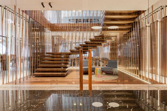 Hotel sereno by patricia urquiola hotel interiors for Design hotel como